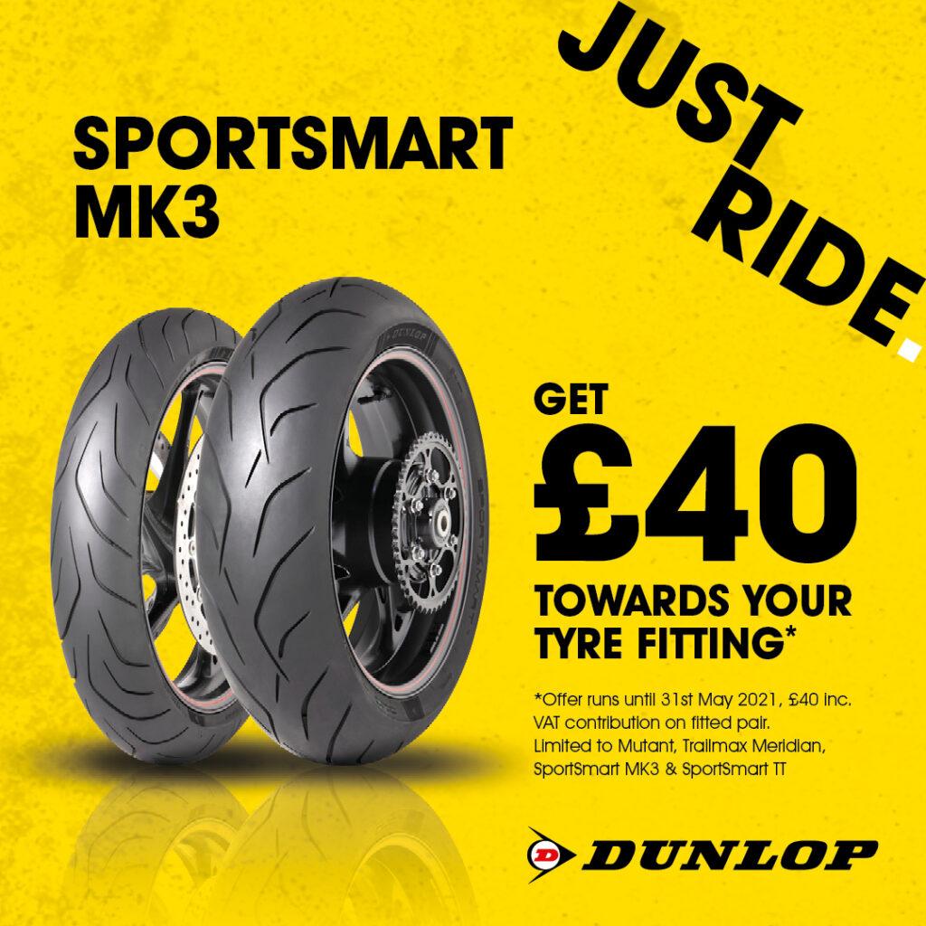 Dunlop Sportsmart Mk3 Preview