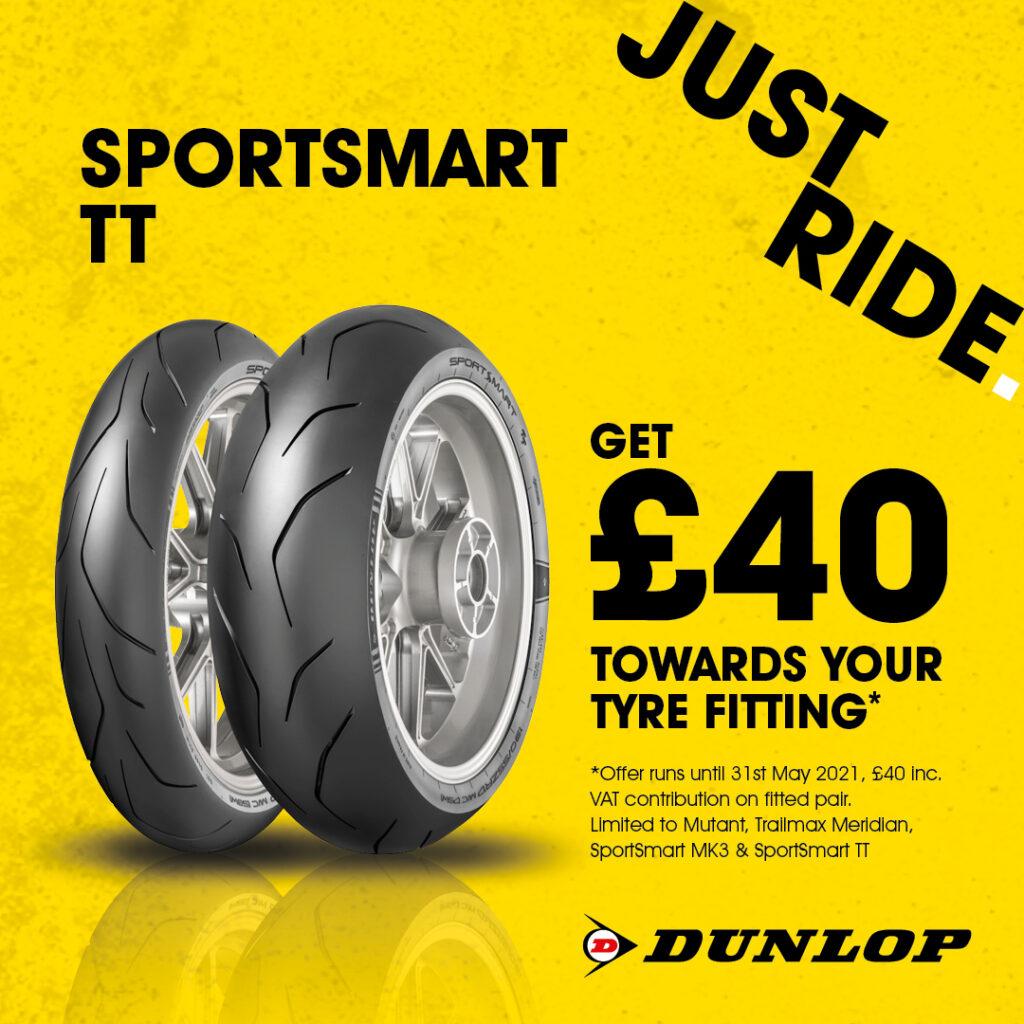 Dunlop Sportsmart TT Preview