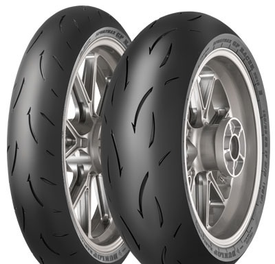 Dunlop D212 GP Racer Treaded Preview
