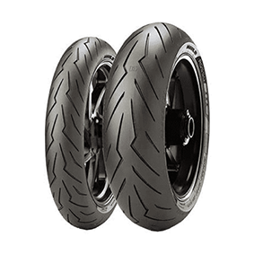 Pirelli Diablo Rosso 3 'ZR' rated Preview