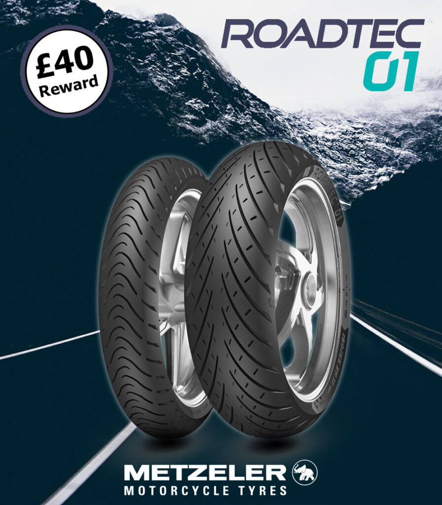 Metzeler Roadtec 01 + Roadtec 01 SE Preview