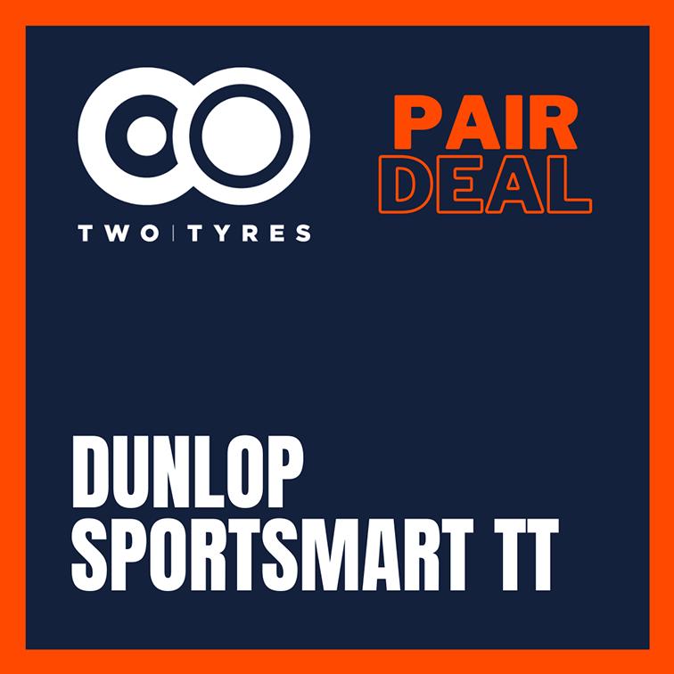 Dunlop Sportsmart TT Pair Deal Preview