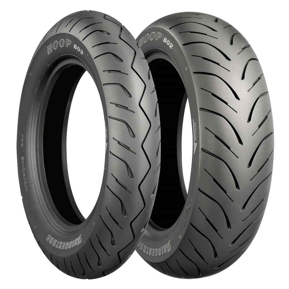 Bridgestone Hoop B02 & B03 Preview