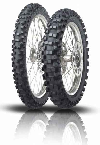 Dunlop Geomax MX53 medium terrain Preview