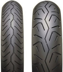 Bridgestone Exedra bias-ply G722 rear & G721 front Preview