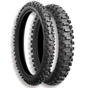 Bridgestone M203 & M204 Soft Terrain Preview