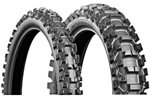 Bridgestone Battlecross X20 Soft Terrain Preview