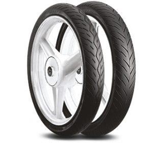 Dunlop D102A 'J' Suzuki GSX-S125 Fitment Preview