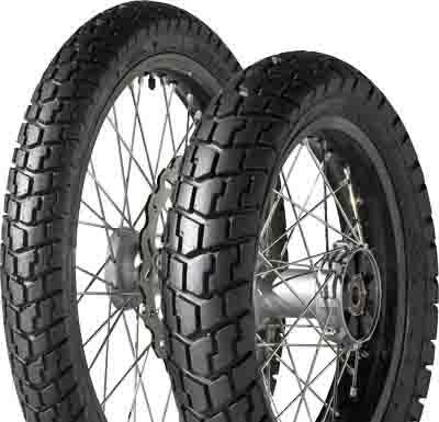 Dunlop Trailmax D602 Preview
