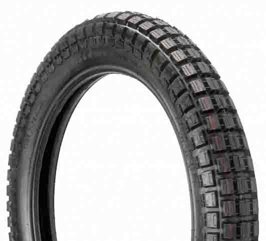 Ensign Trials Tyre Preview
