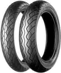 Bridgestone Exedra bias-ply G548 rear & G547 front Preview