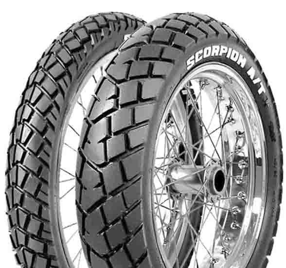 Pirelli Scorpion MT90 A/T Preview
