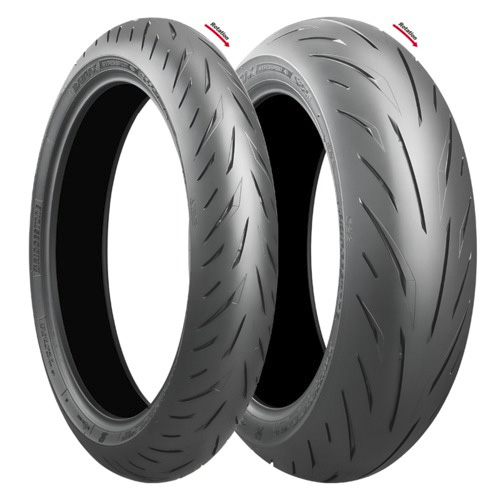 Bridgestone S22 Pair Deal Preview