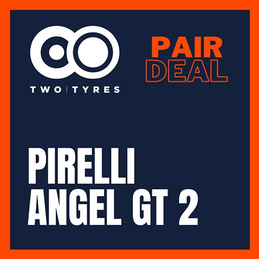 Pirelli Angel GT 2 Pair Deal Preview