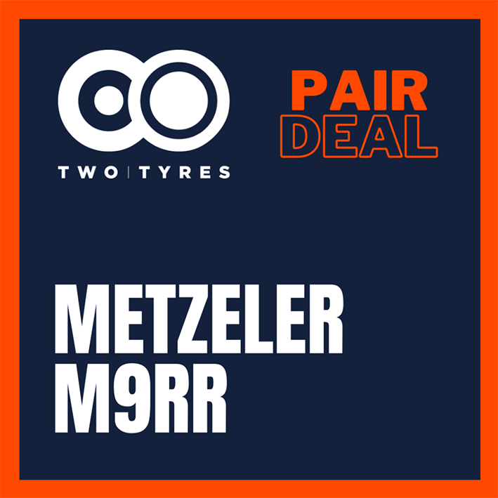 Metzeler Sportec M9RR Pair Deal Preview