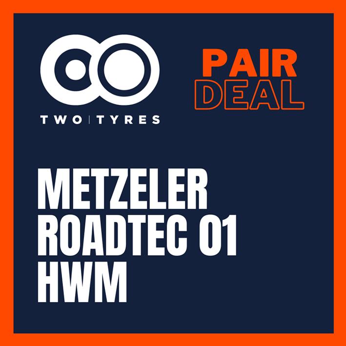 Metzeler Roadtec 01 HWM Pair Deal Preview