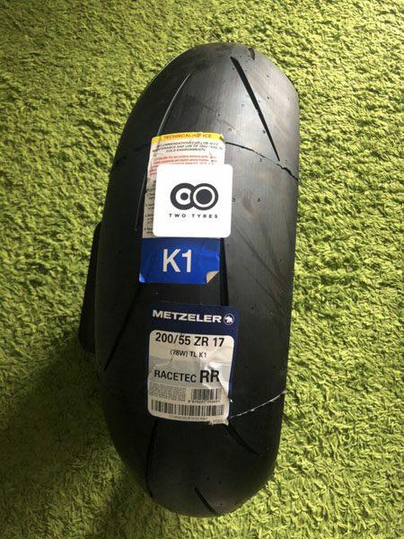 Racetec RR 200/55 ZR17 K1 (soft) Preview