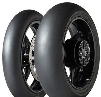 Dunlop D212 GP Racer Slick Preview