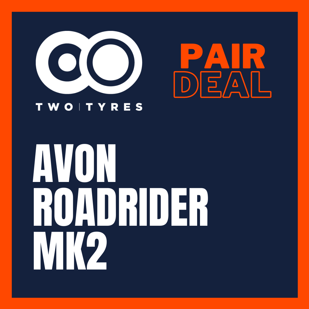Avon Roadrider Mk 2 Pair Deal Preview