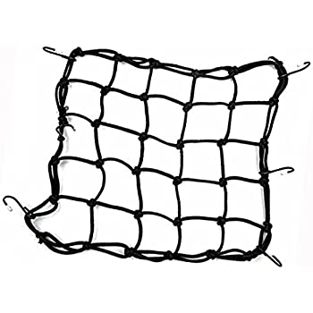 Cargo Net Black Preview
