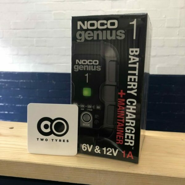 NOCO Battery Charger GENIUS 1 UK 6/ 12V 1A Lithium Compatible Preview