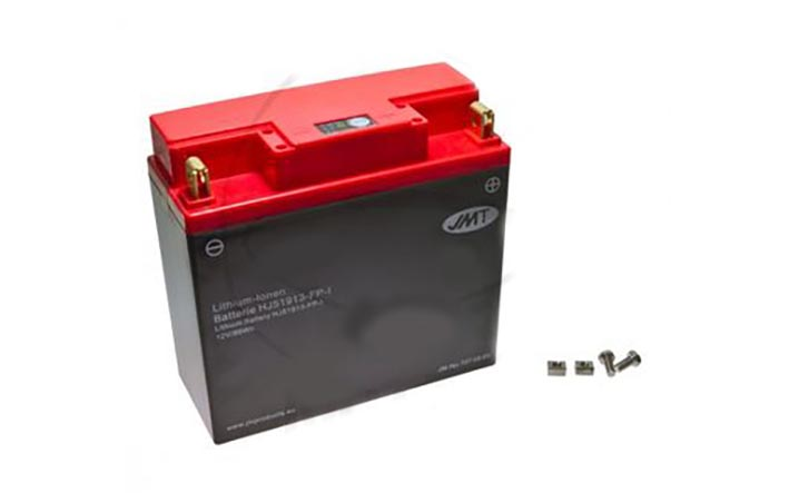 51913 Lithium Motorcycle Battery Preview