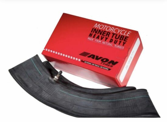 Avon Heavy Duty Inner Tubes (Natural Rubber) Preview