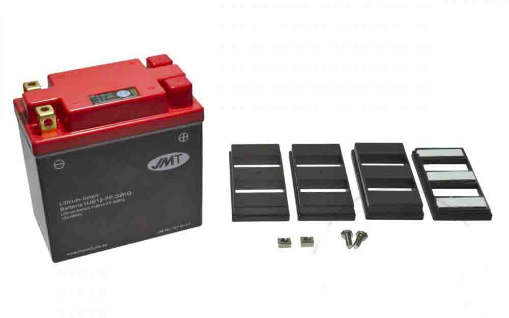 YB12-FP Lithium Motorcycle Battery Preview