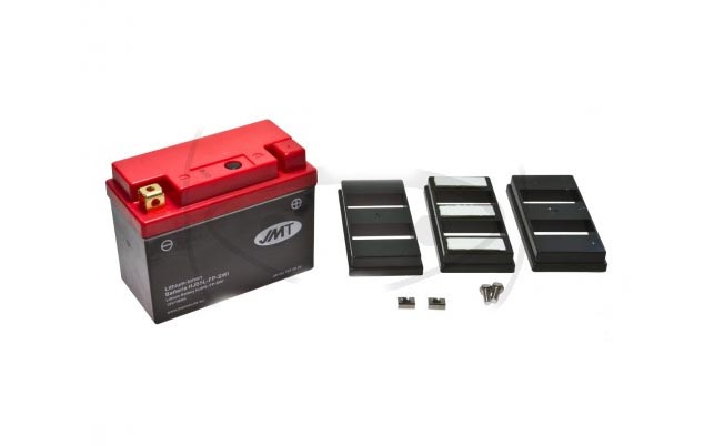 12N5-4B Lithium Motorcycle Battery Preview