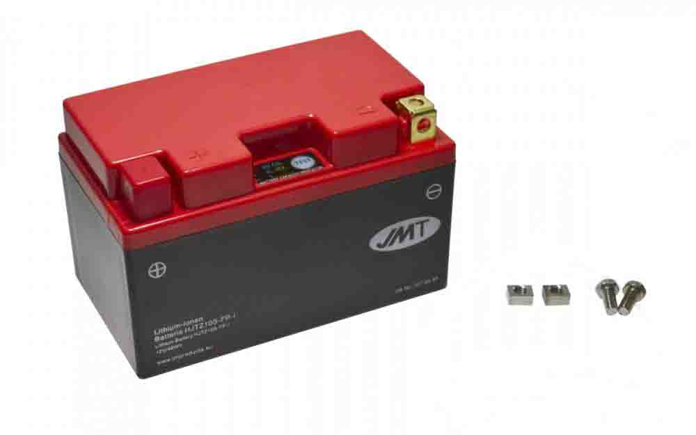 YTZ10S Lithium Motorcycle Battery Preview