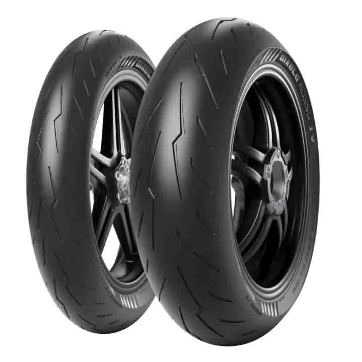 Pirelli Diablo Rosso 4 Pair Deal Preview