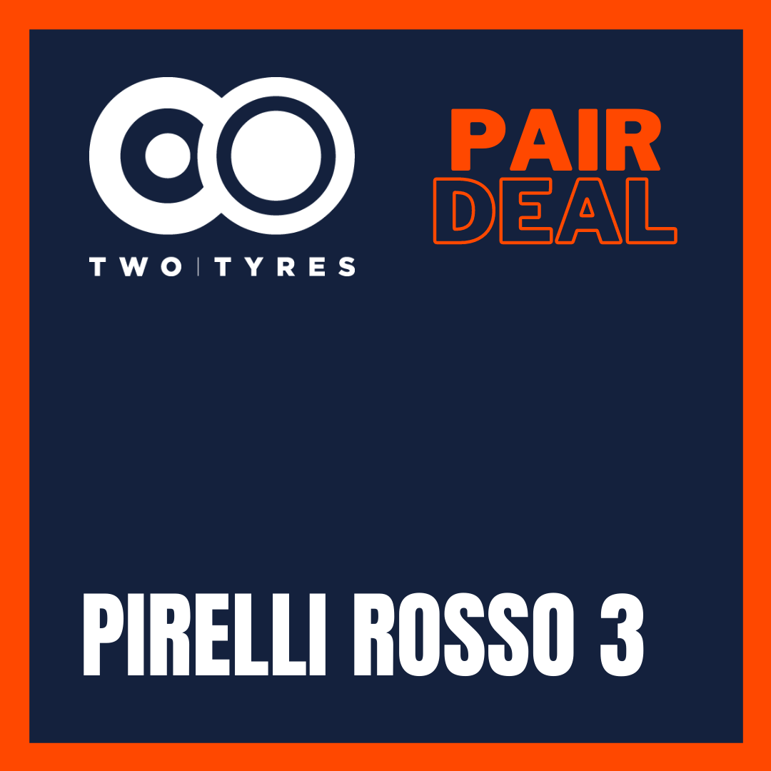 Pirelli Diablo Rosso 3 'ZR' rated Pair Deal Preview