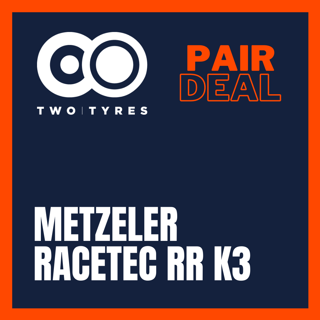 Metzeler Racetec RR K3 (road) Pair Deal Preview