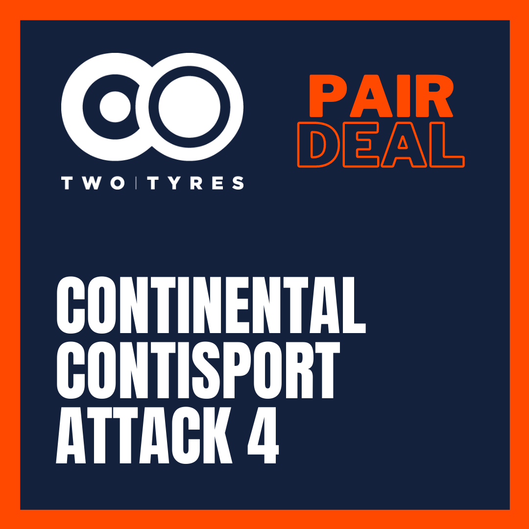 Continental ContiSport Attack 4 Pair Deal Preview