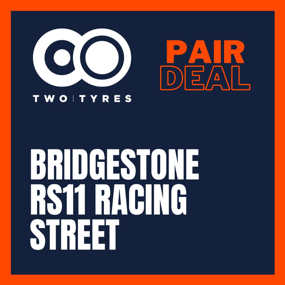 Bridgestone RS11 Racing Street Pair Deal Preview