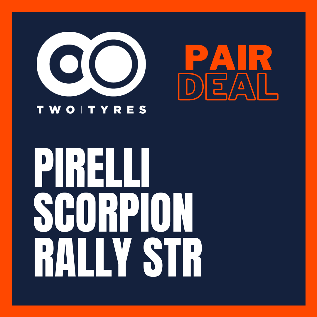Pirelli Scorpion Rally STR Pair Deal Preview