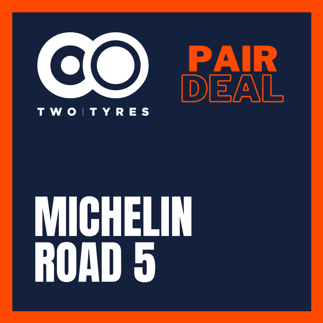 Michelin Road 5 Pair Deal Preview