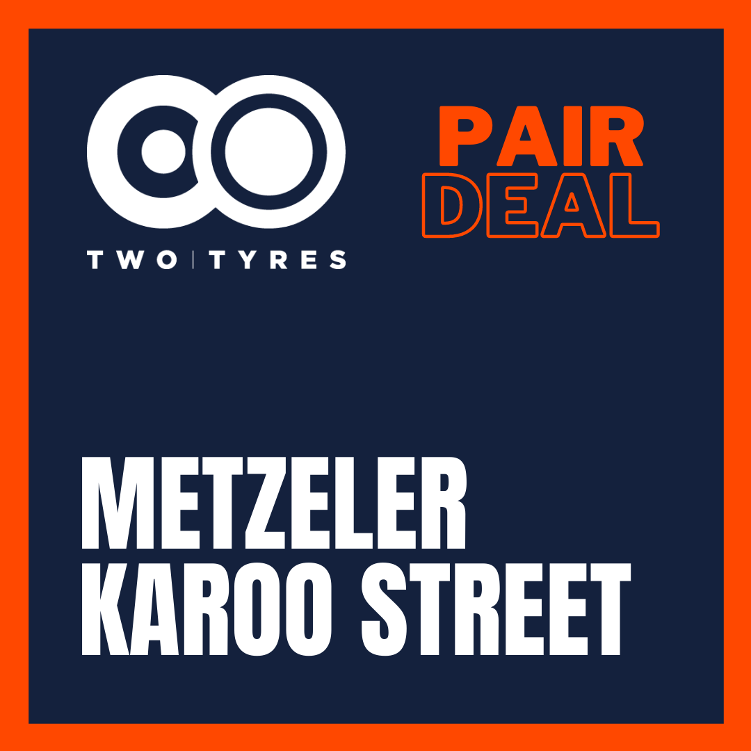 Metzeler Karoo Street Pair Deal Preview