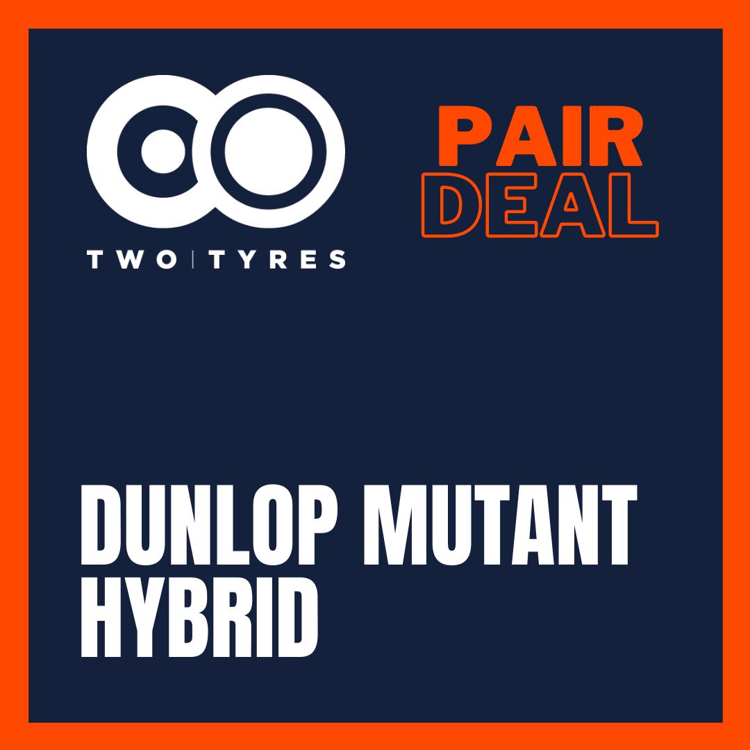 Dunlop Mutant Hybrid Pair Deal Preview