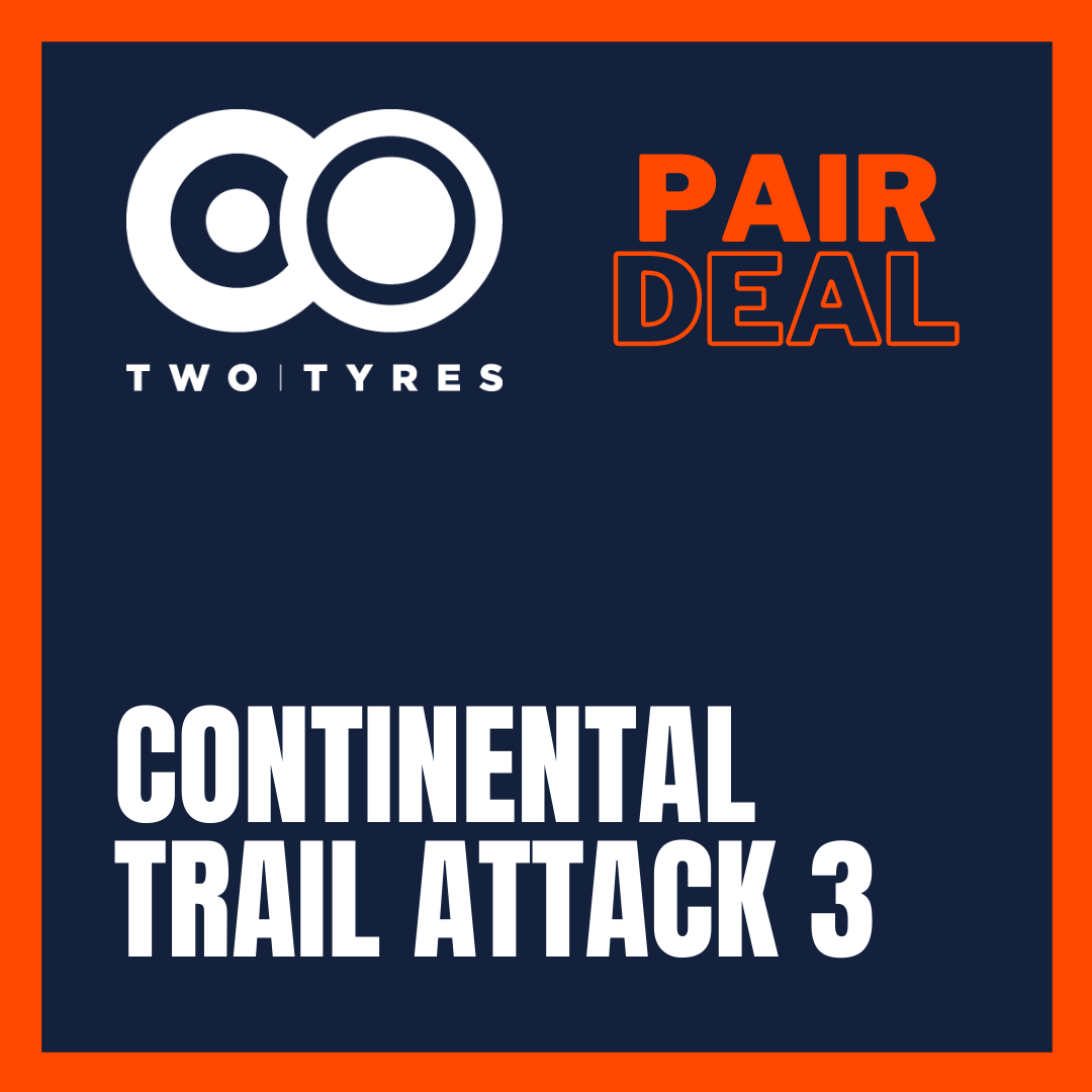 Continental ContiTrail Attack 3 Pair Deal Preview