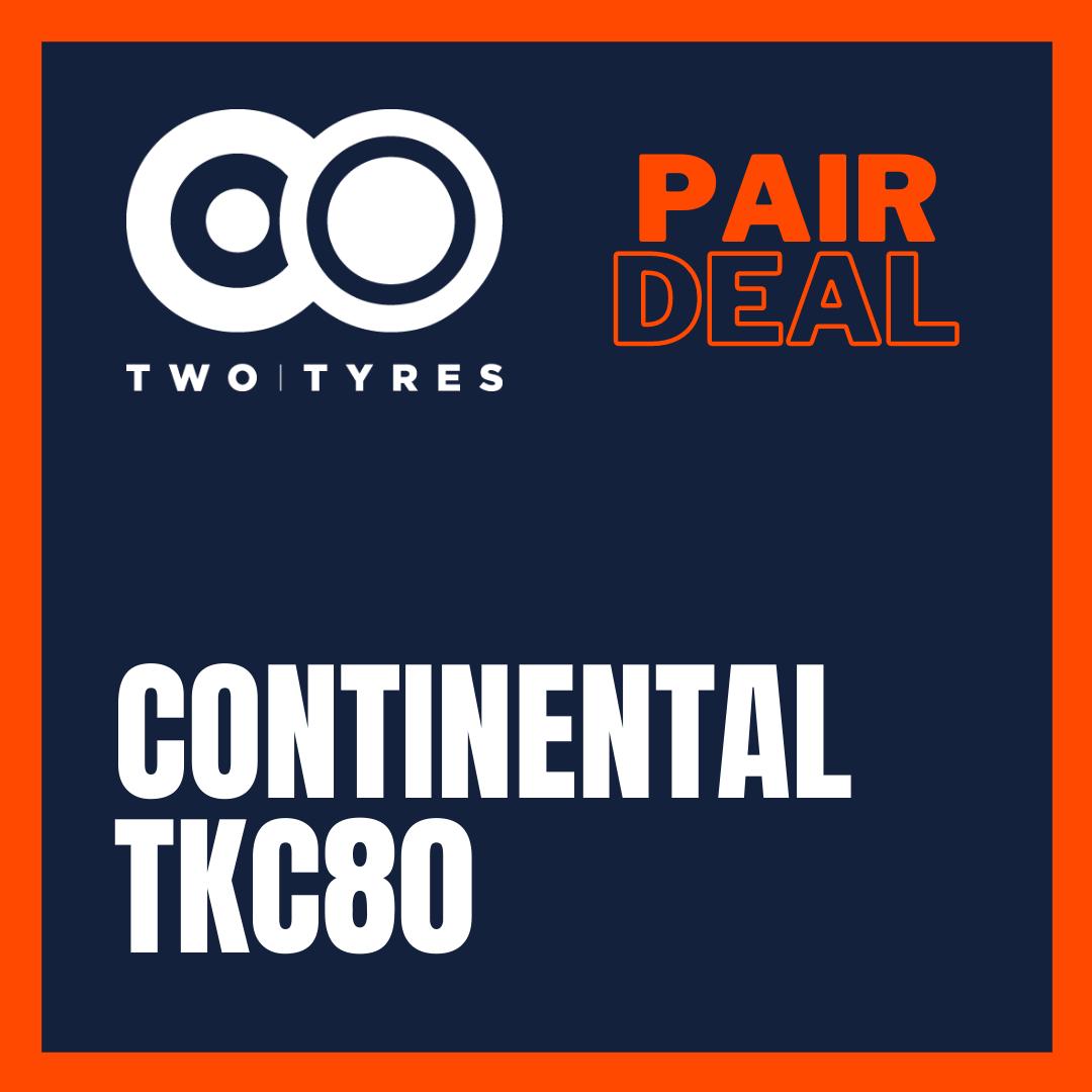 Continental TKC80 Pair Deal Preview