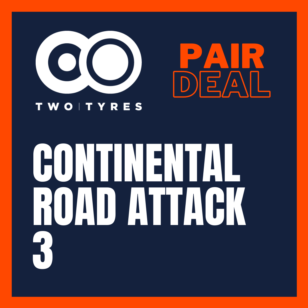 Continental ContiRoad Attack 3 Pair Deal Preview