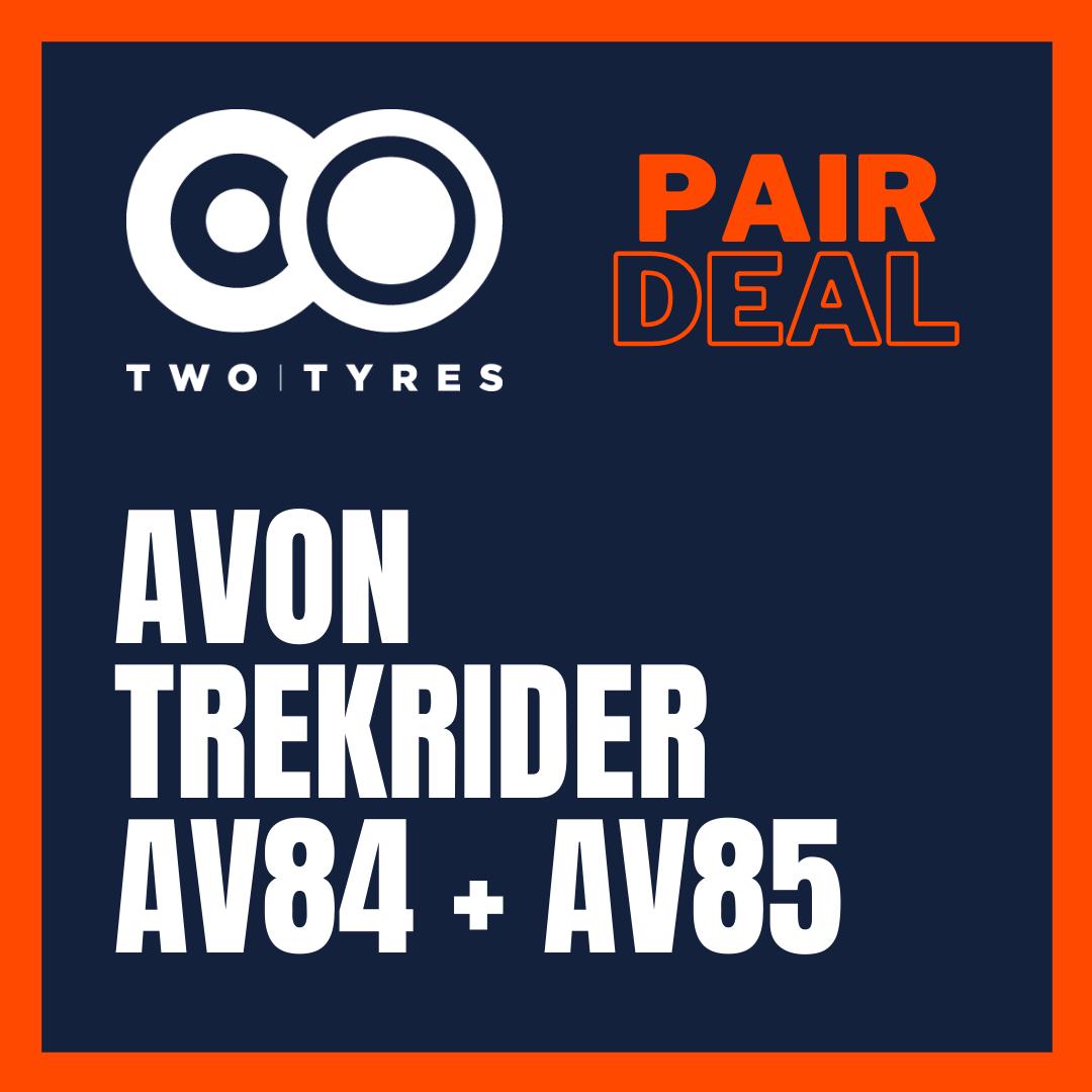 Avon Trekrider AV84 & AV85 Pair Deal Preview