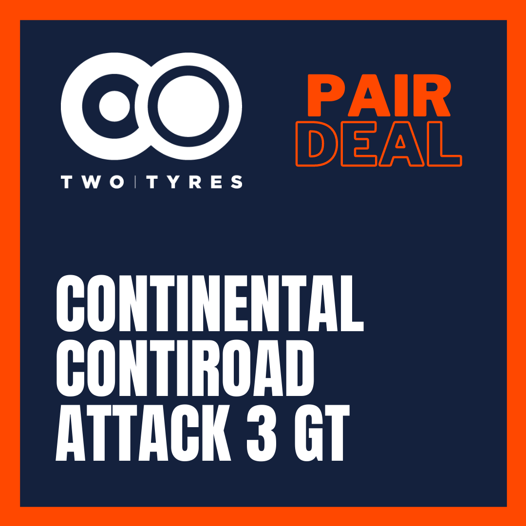 Continental ContiRoad Attack 3 GT Pair Deal Preview