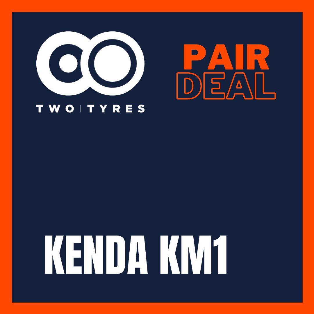 Kenda KM1 Pair Deal Preview
