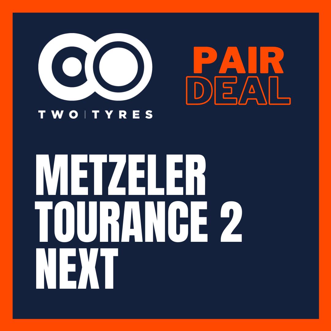 Metzeler Tourance Next 2 Pair Deal Preview