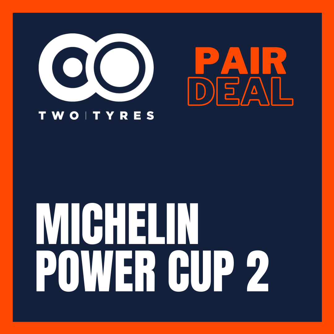 Michelin Power Cup 2 Pair Deal Preview