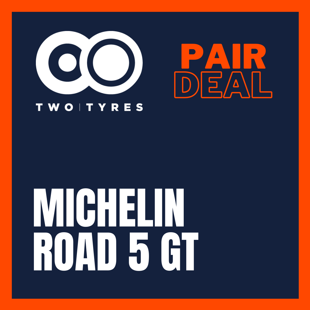Michelin Road 5 GT Pair Deal Preview