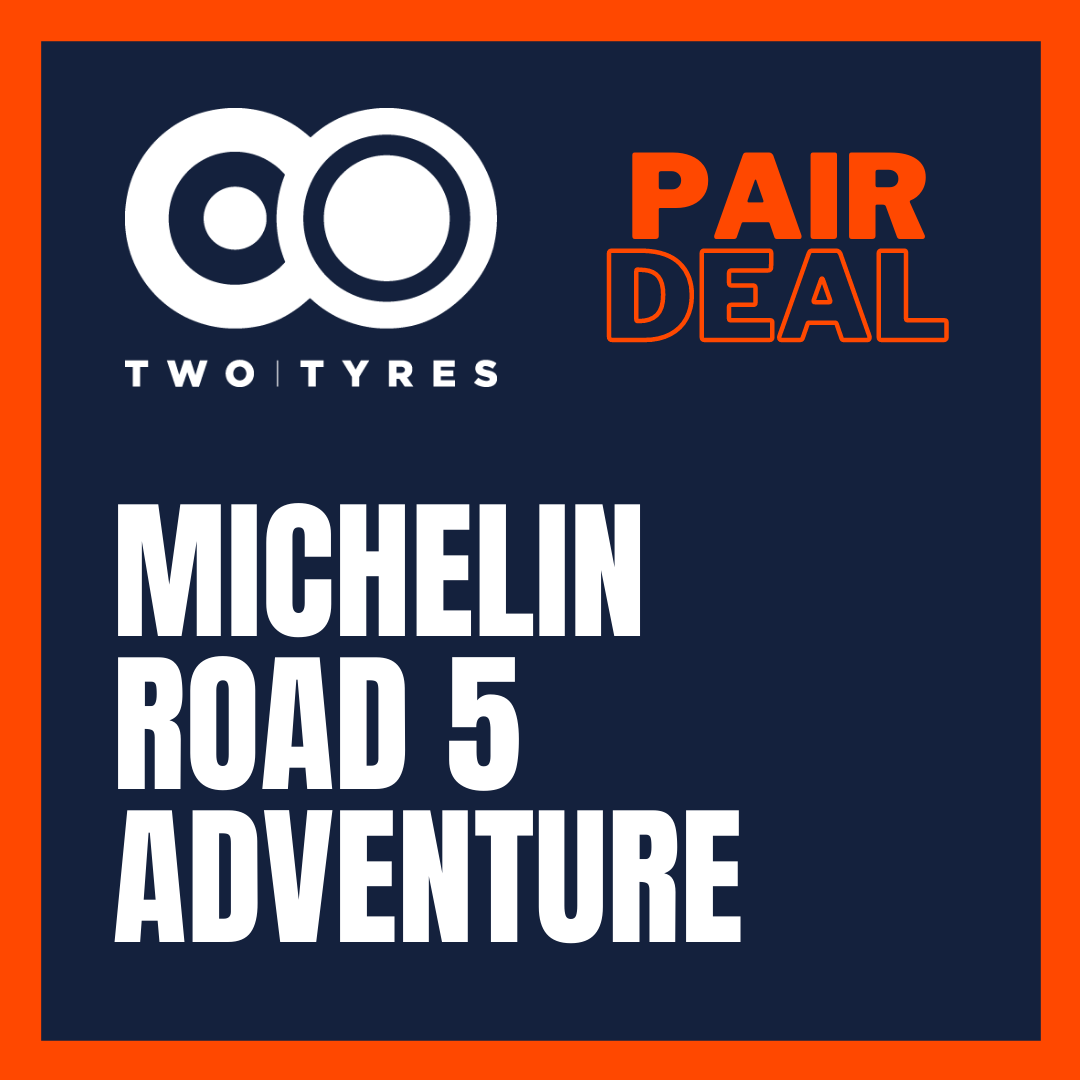Michelin Road 5 Trail Pair Deal Preview