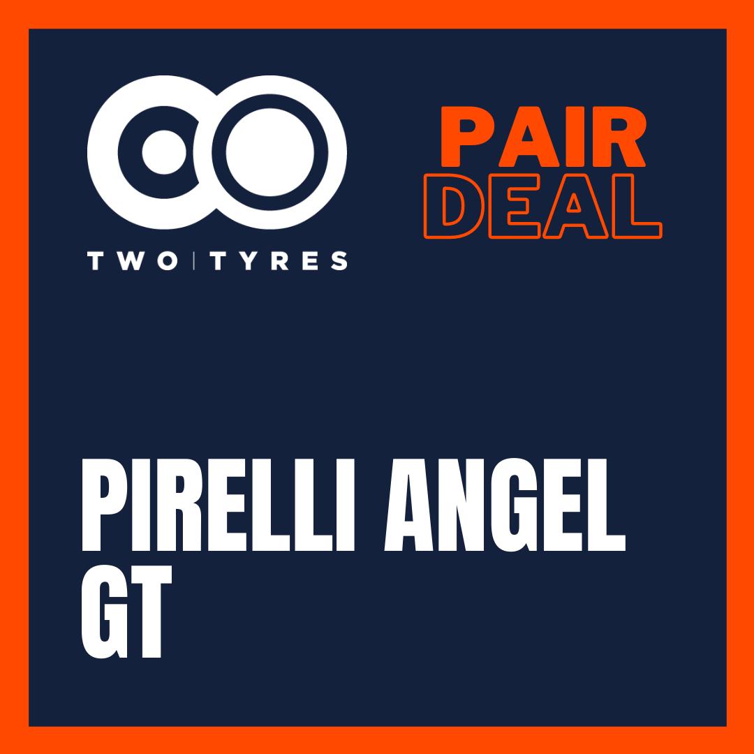 Pirelli Angel GT Pair Deal Preview